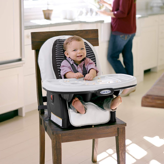Convertible High Chair