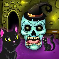 Games4Escape Halloween Party Door Escape