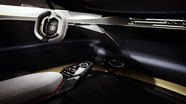 アストンマーティンの「ラゴンダ」ブランドが目指す未来の超高級車の姿。 ラゴンダ・ビジョン・コンセプト