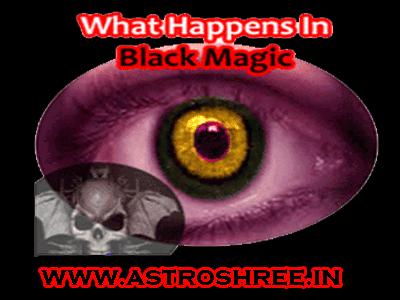 What Happens In Black Magic?