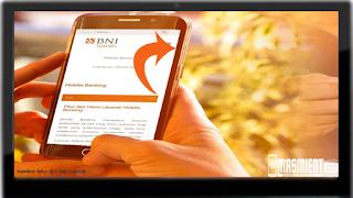cara transfer sms banking bni