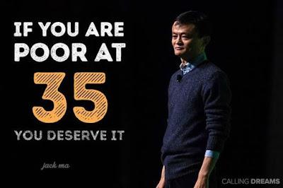inspirational Jack Ma