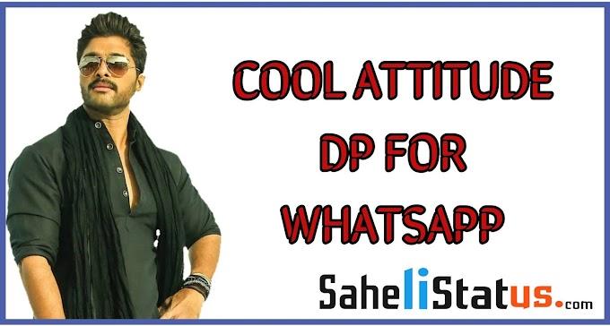 Coolest *Attitude DP* For WhatsApp(Attitude dp)  -Sahelistatus.com