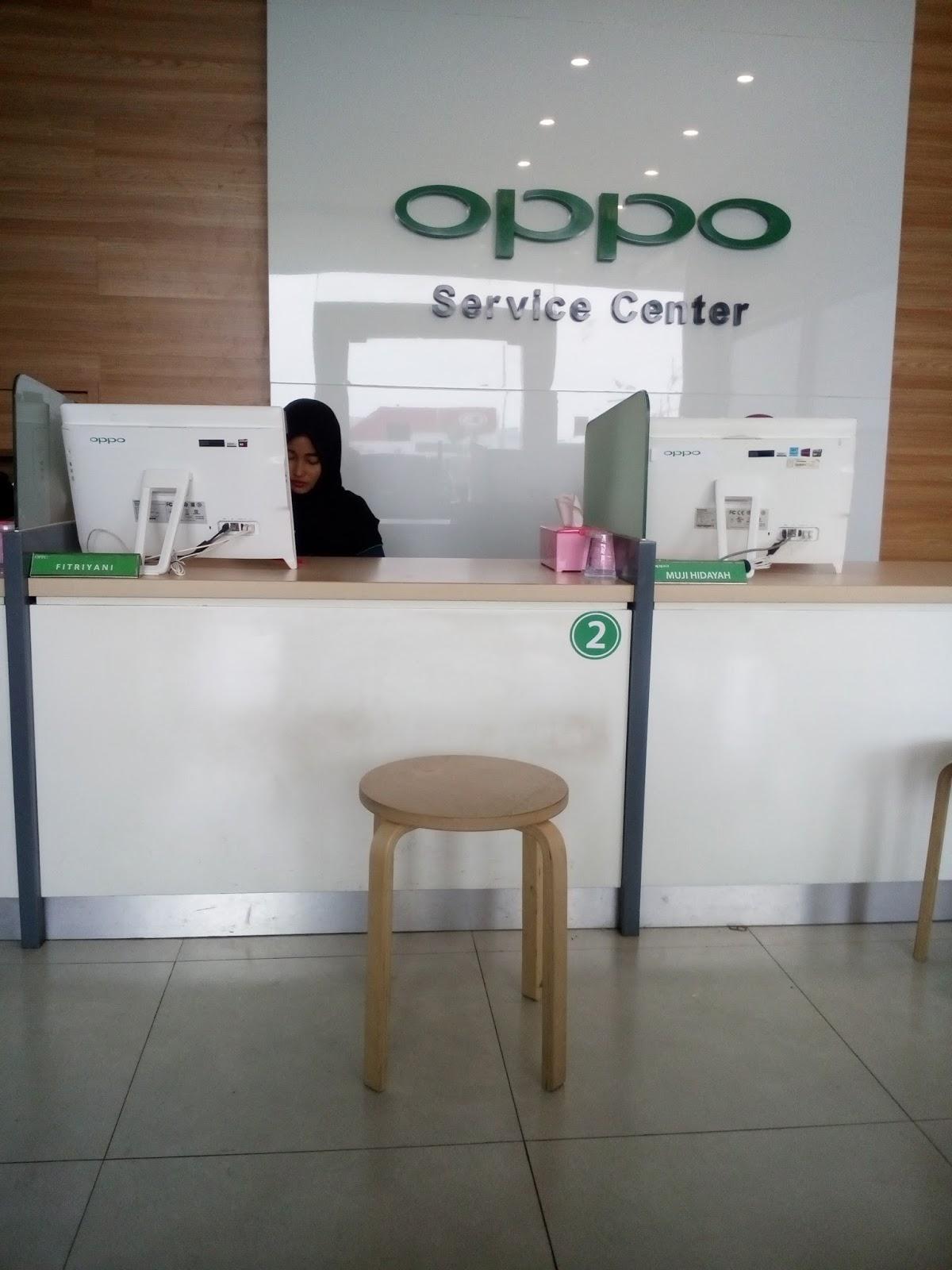 SKFight うまい Blog: Pengalaman ke Service Center OPPO di