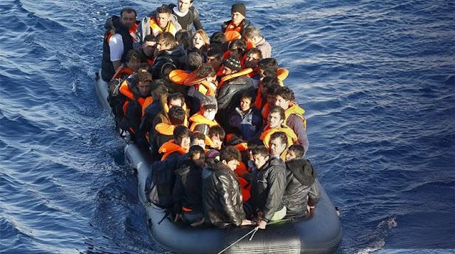 ΑΥΤΑ ΕΙΝΑΙ ΤΑ ΕΡΓΑ ΤΟΥ ΕΡΝΤΟΓΑΝ ! Τραγωδία στο Αγαθονήσι: 14 μετανάστες νεκροί σε ναυάγιο, τα 4 παιδιά
