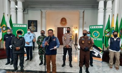 Hasil Karya Lukisan Gubernur Jawa Barat Dihargai Rp50 Juta