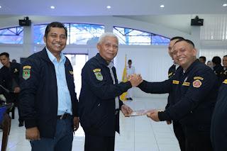 Pengurus Karang Taruna Kabupaten Asahan Periode 2018-2023 Resmi Dilantik