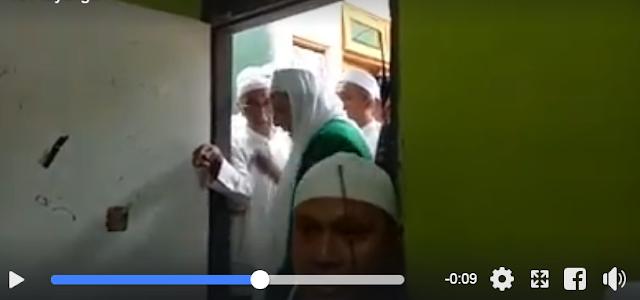 Kronologi Video Habib Luthfi Marah Saat Melihat Jamaah Mengotori Haul dengan Politik