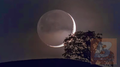 когда будет, почему светится темная часть луны, можно ли загадывать желания