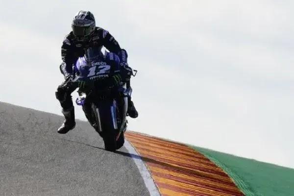 Yamaha Masih Mendominasi Latihan Bebas MotoGP Aragon, Maverick Vinales Rider Tercepat