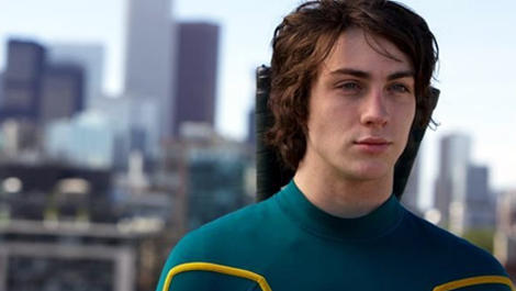 Aaron Johnson Kick Ass Star Up For Quicksilver Role In ...