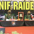 Panglima TNI Tatap Muka Dengan Prajurit Yonif Raider 700/WYC