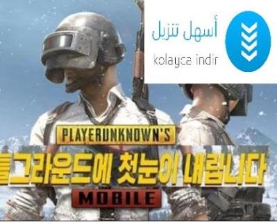 تحميل لعبة ببجي الكورية للكمبيوتر