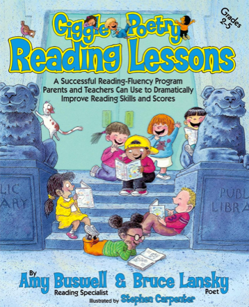 Review: Giggle Poetry Reading Lessons l LadyD Books