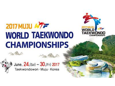 TAEKWONDO - Mundial 2017 (Muju, Corea del Sur)