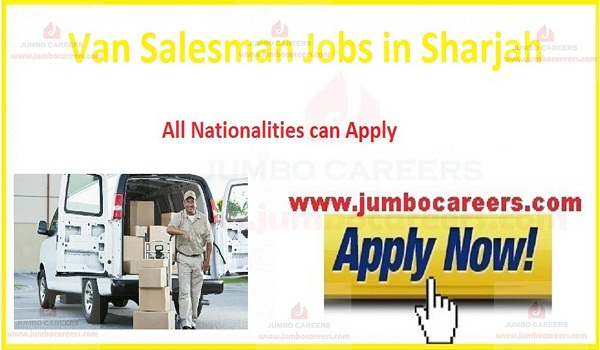 Vacancies in Gulf countries,