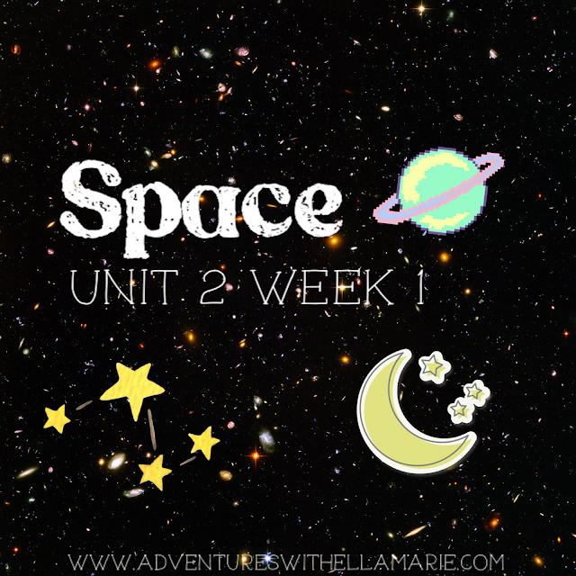 Space (Unit 2, Week 1)