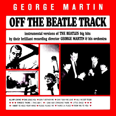 George Martin Off The Beatle Track (1964) (CD)