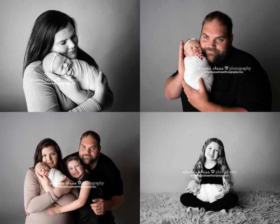 newborn and family photographer Eugene, Oregon