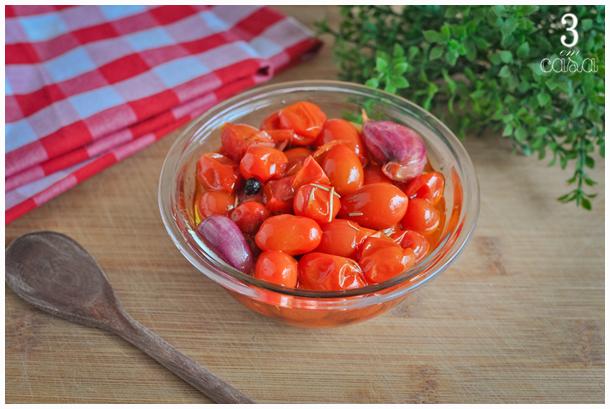 tomatinho confit como fazer