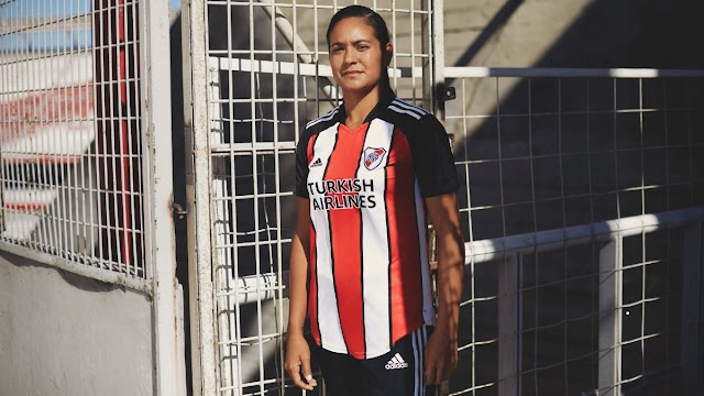 River Plate 2021 Third  Kit