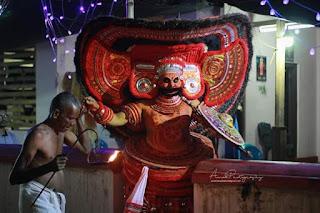 Urpazhassi Theyyam