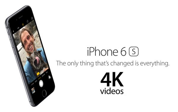 Apakah iPhone 6s Bisa Mengambil Gambar (memfoto) UHD (4K)
