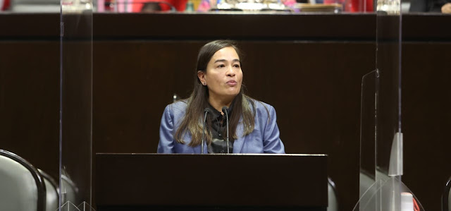 Verónica Juárez pide al gobierno federal garantizar el interés superior de niñas y niños migrantes
