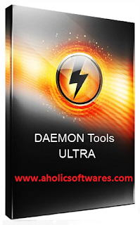 DAEMON Tools Ultra - A comprehensive software application designed to help you create virtual drives and mount images.