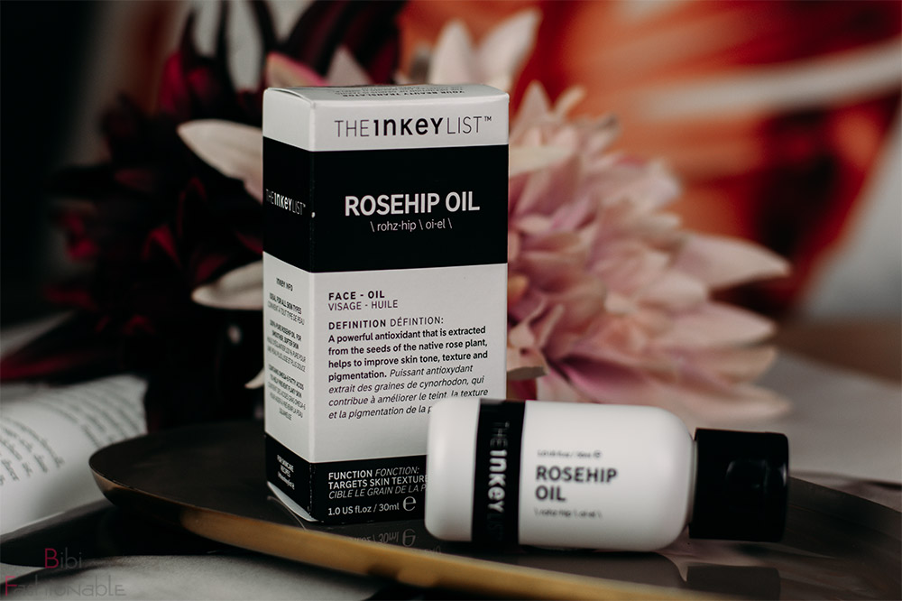 The Inkey List Rosehip Oil Beschreibung