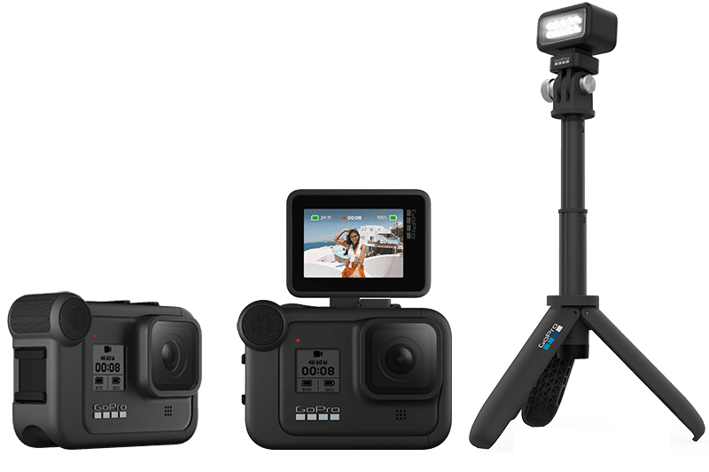 Here are the new GoPro Mods