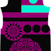 Traditional Textile Kurti Photoshop Design 2792