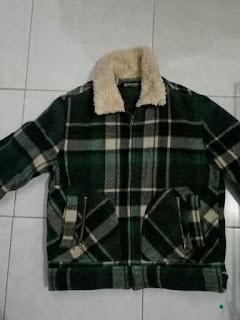 sewa jaket hangat di bromo