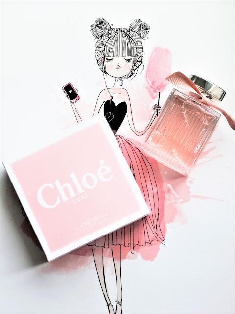 chloé l'eau avis, parfum chloé l'eau avis, nouveau parfum chloé, chloé l'eau eau de toilette avis, chloé parfum femme revue