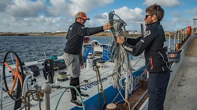 Dematage : Vestas est en passe de reprendre la Volvo Ocean Race.