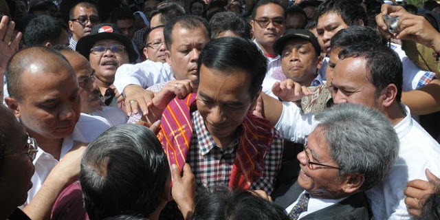 Kehadiran Jokowi Membawa Kabar Baik Bagi Pariwisata Danau Toba