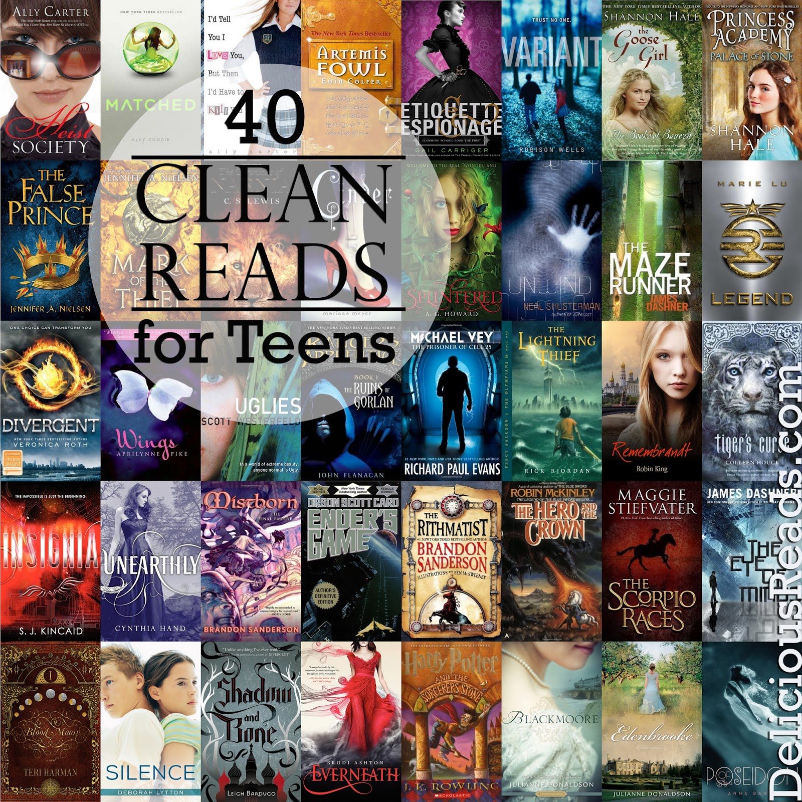 Best Teen Books To Read 118