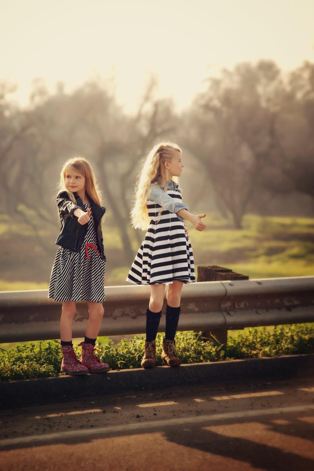 Mini Fashion Addicts Stripes