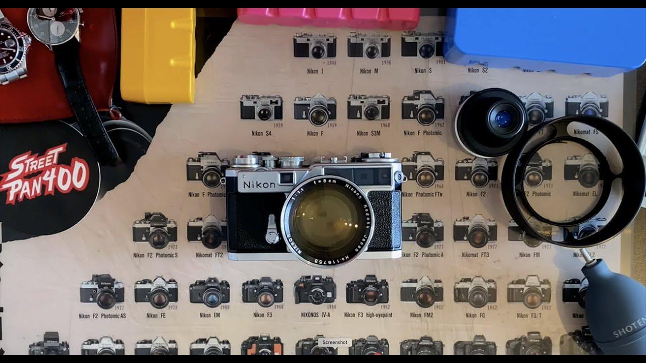 The Nikon SP