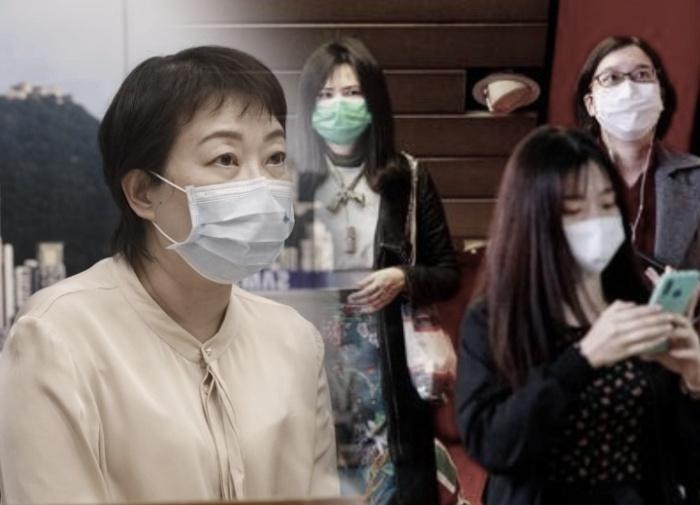 Terus Meningkat, Hari ini Hong Kong Laporkan Sebanyak 123 Kasus Pasien Terinfeksi Virus Corona