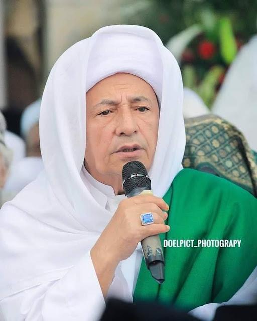 Habib Luthfi: Habib Tidaklah Makshum, Wajar Kalau ada Oknumnya yang Maksiat