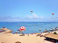 Pesona Wisata di Tanjung Benoa Bali