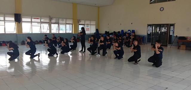 Penutupan MPLS SMA Tarsisius Vireta; Guru-Guru dan Para Peserta Didik Baru Terkejut Karena MC