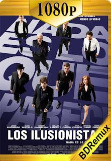 Los Ilusionistas (Now You See Me) (2013) [1080p BD REMUX] [Latino-Inglés] [LaPipiotaHD]