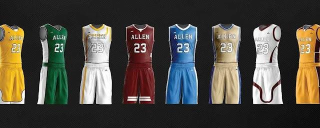 3 Tips to Help You Buy Custom Basketball Jerseys