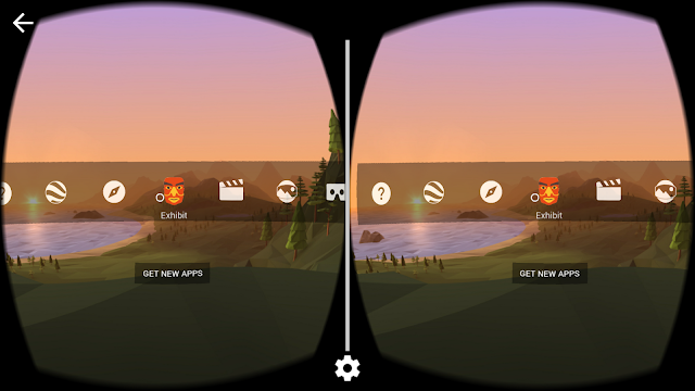 DIY VR Headset Testing Apps