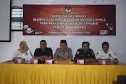 KPU Sumbawa Tetapkan 205 Daftar Pemilih Khusus 1 Pemilu 2019