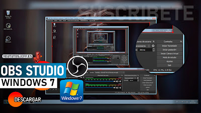 descargar obs studio windows 7
