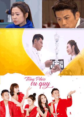 Poster phim: Tiếng Pháo Vu Quy (LT) - P1 & P2 & P3 & P4 2018