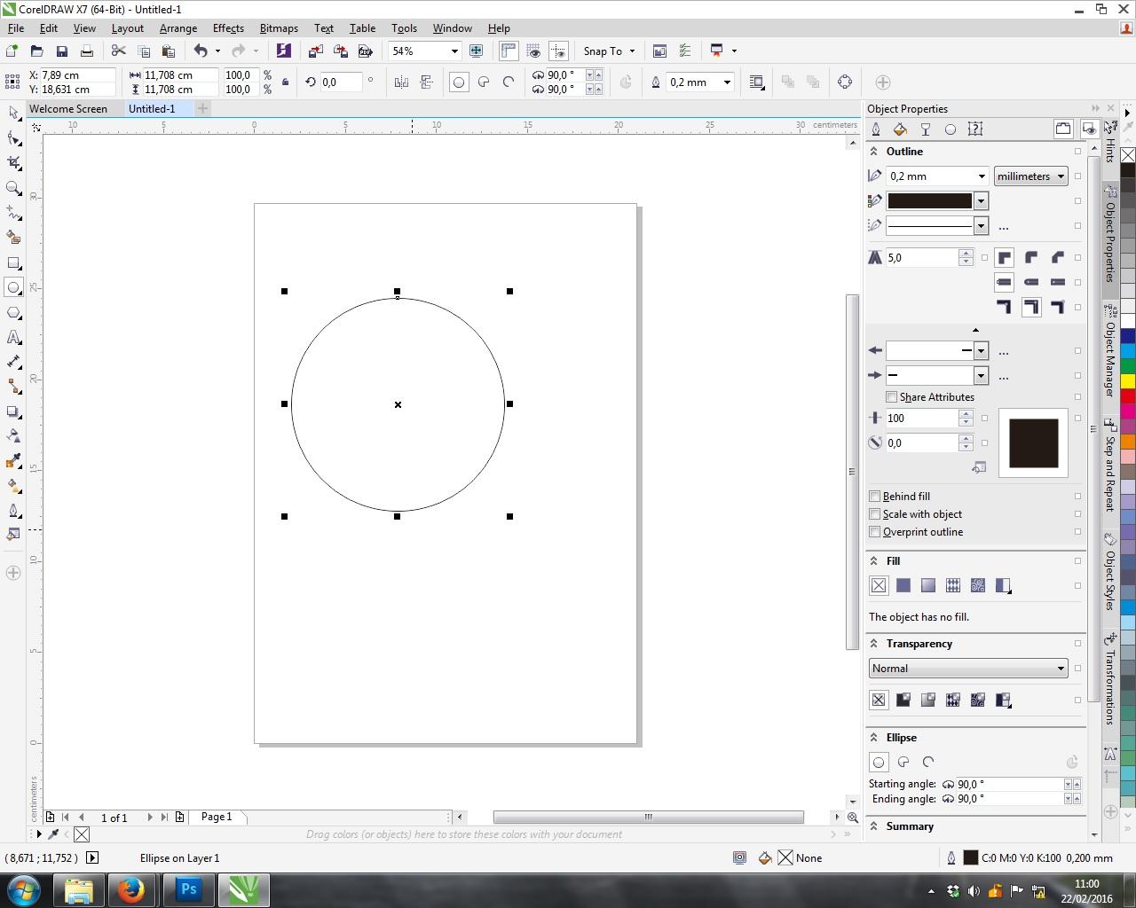 Cara Membuat Teks Mengikuti Objek Menggunakan Corel Draw X7 Kelas Desain Belajar Desain Grafis Mudah